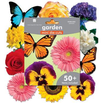 Paper House Mini Die Cuts Garden
