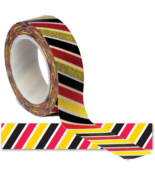 Magic Trendy Tape 15mm X 10yds-Stripes
