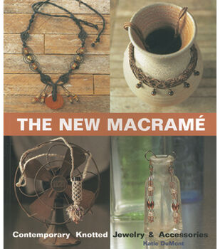 Sixth & Springs Books-The New Macrame