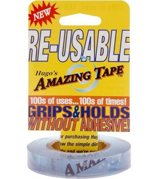 Hugo's Amazing Tape 1/2''X50'' Roll