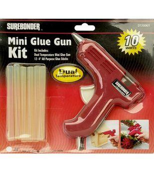 Surebonder Mini Glue Gun Kit