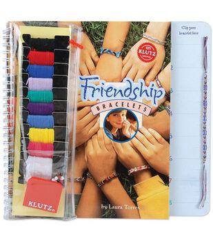 Friendship Bracelets Kit and Book