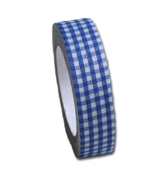 "Gingham Fabric Tape .59""X5 Yards"