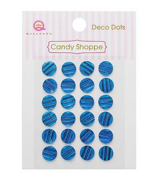 Candy Shoppe Deco Dots 24/Pkg