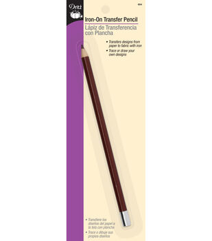 Dritz Iron-On Transfer Pencil-Red
