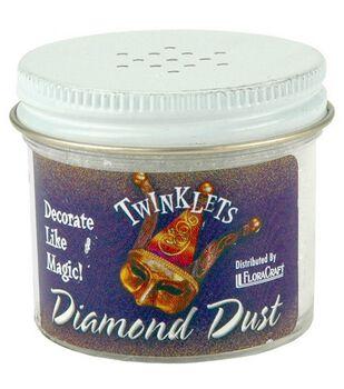 Floracraft Diamond Dust Crystal Twinklets