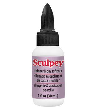 Sculpey Liquid Clay Softener