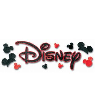 Disney Embroidered Stickers
