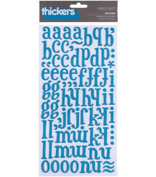 "Thickers Chipboard Stickers 6""X11"" Sheet-Iguana"