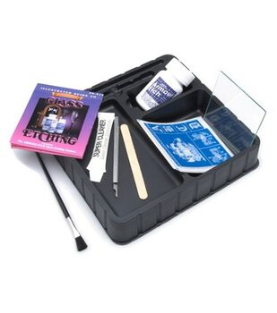 Armour Etch Glass Etching Deluxe Kit  14 To Adult