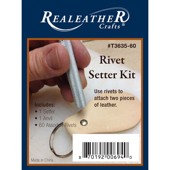Rivet Setter Kit-Nickel