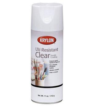 Krylon UV-Resistant Acrylic Coating Aerosol