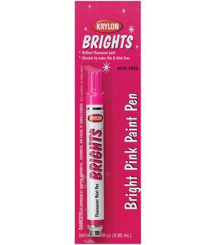Krylon Brights Fluorescent Paint Pens