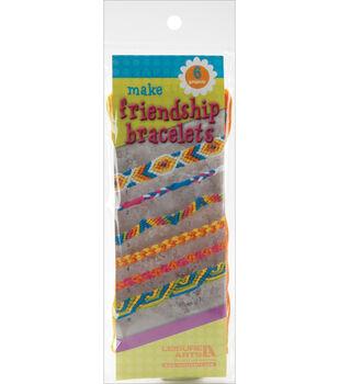 Make Friendship Bracelets Kit-Makes 6
