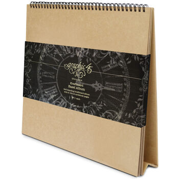 "Staples Easel Album 12""X12""-"
