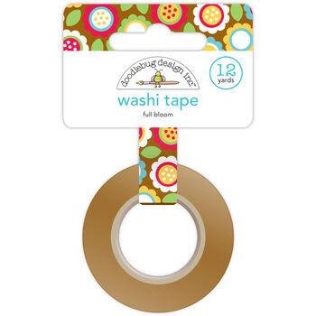 Doodlebug Day To Day Washi Tape Full Bloom