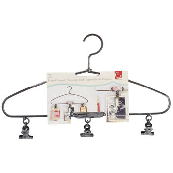 Cosmo Cricket Project Hanger Antiqued Black