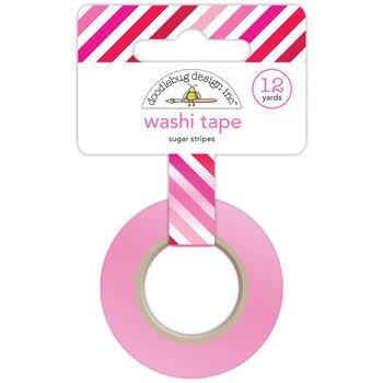 Doodlebug Washi Tape Sugar Stripes