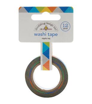 Doodlebug Ziggity Zag - Hip Hip Hooray Washi Tape
