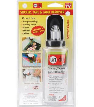 Un-Du Low VOC 4 oz. Adhesive Remover