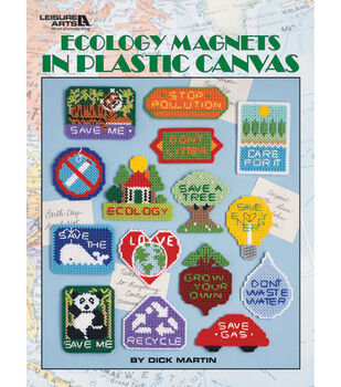 Leisure Arts Ecology Magnets