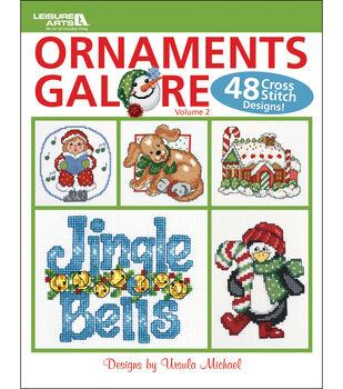 Leisure Arts Ornaments Galore, Volume 2