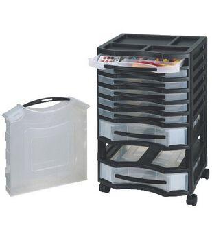 Organizing Essentials Craft Cart