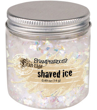 Stampendous Shaved Ice 4 Ounces-