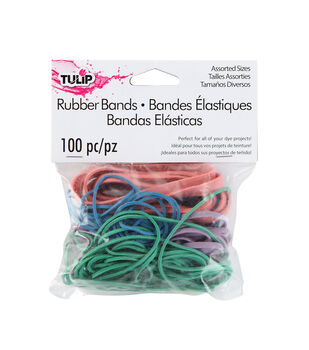 Tulip Rubber Bands 100PK