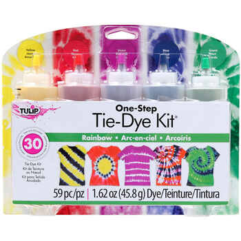 Tulip One-Step Large Tie-Dye Kit-Rainbow