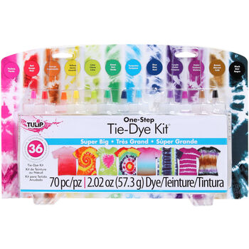 Tulip One-Step Tie Dye Kit-Super Big