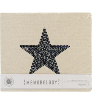 "Merry & Bright Canvas Album Kit 8""X8""-"