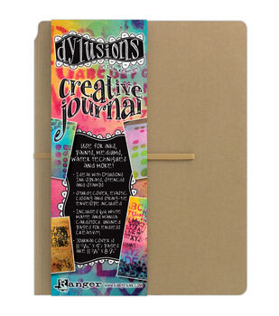 Ranger Dyan Reaveley's Dylusions Creative Journal