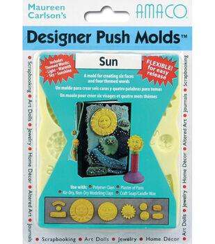 Polymer Clay Designer Flex Push Mold
