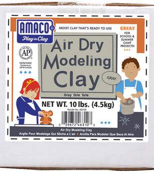 Amaco Air Drying Modeling Clay-10lb.
