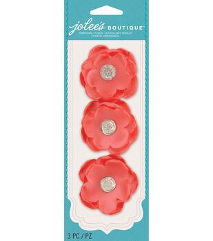 Jolee's Boutique - Coral Gem Flowers