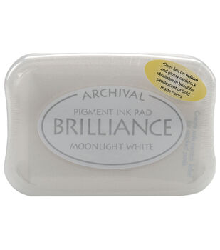 Brilliance Pigment Ink Stamp Pads