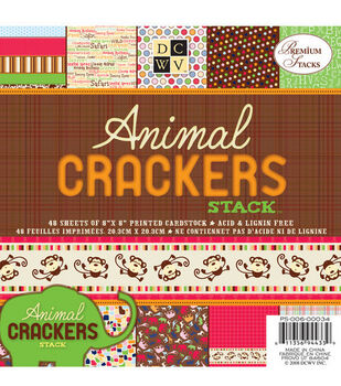 8x8 Animal Crackers