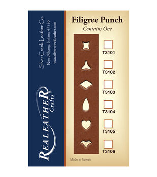 Filigree Punch Set