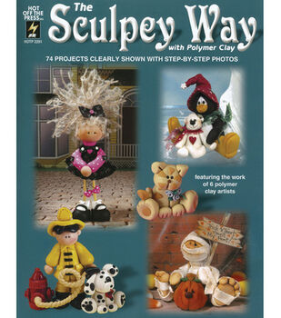 The Sculpey Way With Polymer Clay Book