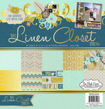 Die Cuts With A View Premium Paper Stack The Linen Closet