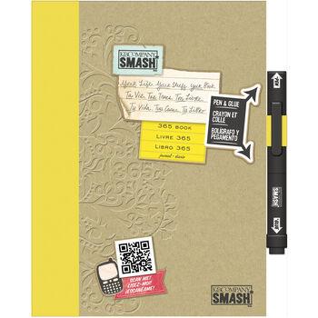 """SMASH 365 Folio-10-3/4""""x7-3/4""""x1"""" Green"""