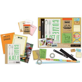 K & Company Smash Folio Gift Set Tasty