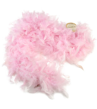 Feather Chandelle Boa