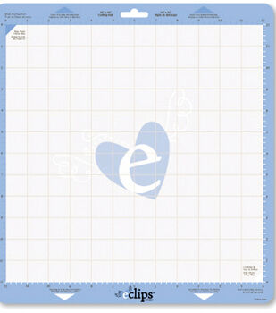 "Sizzix eclips Cutting Mat 12""X12"" 2Pk-Includes Metric Measurements"