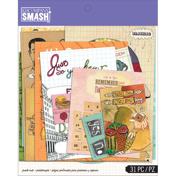 SMASH Punch-out Assortment-