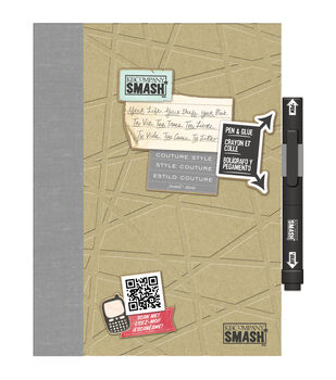 "SMASH Folio 10.25""X7.75""-Couture"