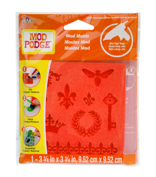 Mod Podge Mod Mold Royal Icons