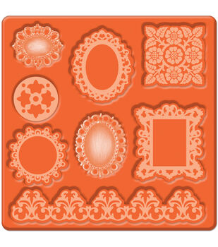 Mod Podge Mod Mold Ornamental Icons