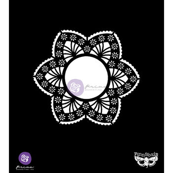Prima Marketing Elementals Stencil Doily #2